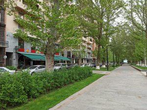 Streets of Yerevan, 2020 spring