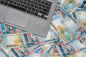 Armenian Dram Cash Money