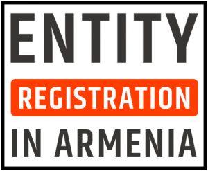 Entity registration in Armenia